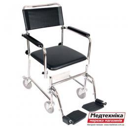 Кресло-каталка с санитарным оснащением «JBS» OSD-JBS367A, OSD