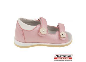 Детские ортопедические сандалии Ortofoot 111 для девочек
