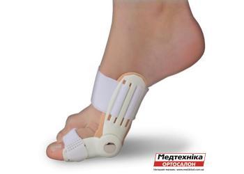 Шина Lucky Step LS3026 для отведения большого пальца стопы