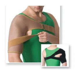 Бандаж на плечевой сустав эластичный МТ8001, Med textile