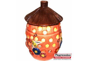 Лампа солевая Улей 4 кг