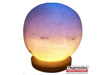 Лампа соляная Шар 6-7 кг цветной