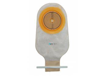 Калоприемник 17450 стомический открытый № 30 непрозрачный с вырезом 10-70 мм