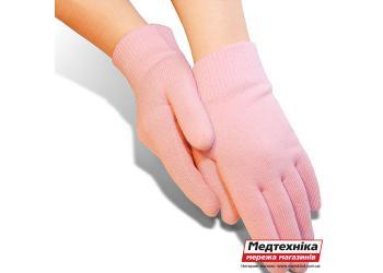 Увлажняющие гелевые перчатки FootCare GVL-100