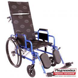 Многофункциональная инвалидная коляска «RECLINER» OSD-REС(P)-**, OSD