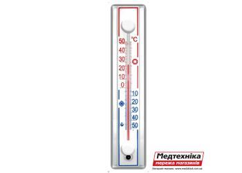Термометр оконный Стеклоприбор ТБО-1