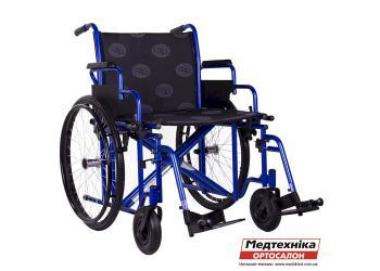 Инвалидная коляска OSD-STB2HD-50 Millenium Heavy Duty, усиленная, механическая