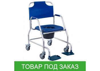 Кресло-каталка для душа и туалета OSD-540381 OBANA