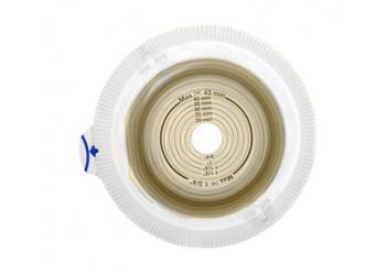 Пластина для двухкомпонентного калоприемника Coloplast 14283 флан.60мм 15-43мм