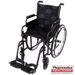 Коляска инвалидная механическая «MODERN» OSD-MOD-ST-**-BK, OSD