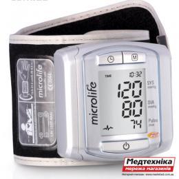 Тонометр на запястье Microlife BP W100