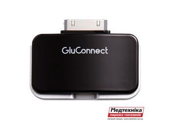 Глюкометр GluConnect с подключением к устройствам Apple, Infopia