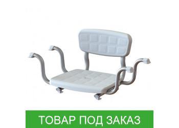 Сиденье для ванной OSD King-BSB-00 со спинкой