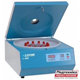 Центрифуга лабораторная медицинская Liston C 2201 с ротором CRA 2415