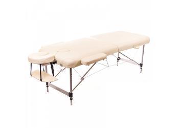 Массажный стол RelaxLine Sirius Светло-бежевый