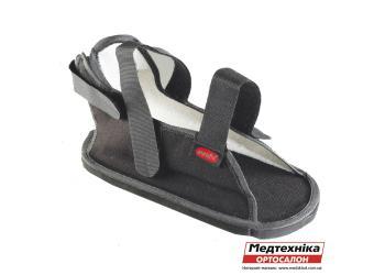 Ортопедическая обувь Aurafix 822 под гипс