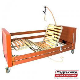 Кровать деревянная функциональная с электроприводом «SOFIA» - 120, OSD