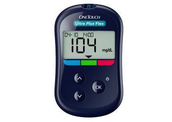 Глюкометр One Touch Ultra Plus Flex без кодироки (Ван Тач)