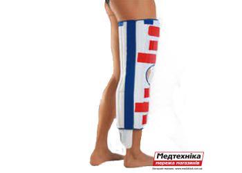 Шина для коленного сустава Medi PTS