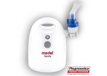 Компрессорный ингалятор Medel Family