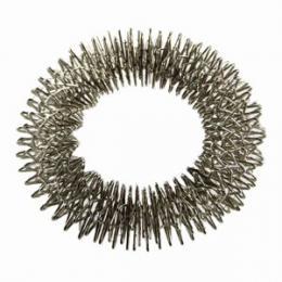 Кольцо массажное №1 никелированое