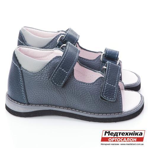 0c595f3b2 Детские ортопедические сандалии Ortofoot 111 для мальчиков купить ...