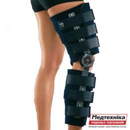 Ортез для колена реабилитационный с регулятором Medi ROM