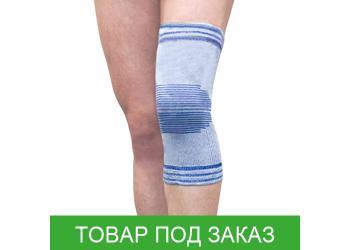 Бандаж коленного сустава Алком 3065 согревающий