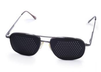 Очки ОКО-3 перфорированные