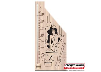 Термометр для сауны Стеклоприбор ТС-5