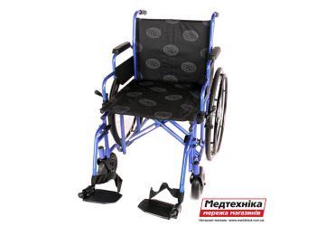 Усиленная инвалидная механическая коляска «MILLENIUM HEAVY DUTY» OSD-STB2HD**, OSD
