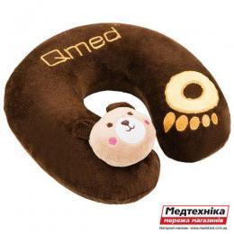 Подушка ортопедическая для путешествий для детей КМ-11, QMED