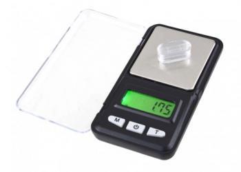 Весы ювелирные электрон. карманные МН-200 (до 001)