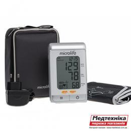 Тонометр автоматический на плечо с адаптером Microlife BP A100 plus