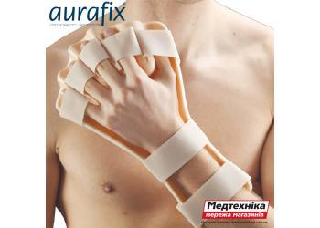 Термопластическая шина Aurafix ORT-08 против спастичности | Аурафикс