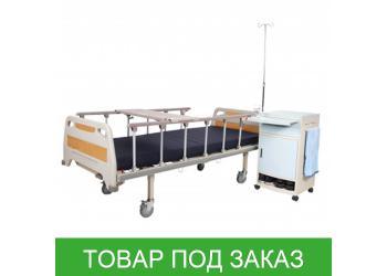 Кровать медицинская OSD-94С механическая, 4 секции