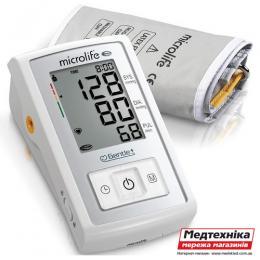 Тонометр автоматический на плечо Microlife BP A2 Basic