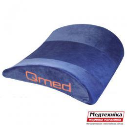 Подушка ортопедическая под спину Lumbar КМ-09, QMED