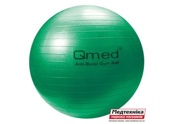 Мяч гимнастичный ABS 65см QMED КМ-15