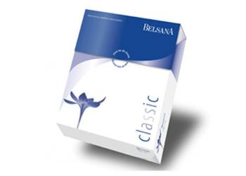 Компрессионные гольфы Belsana Classic E 2 класс, открытый носок