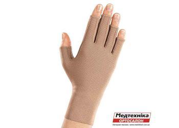 Перчатка Mediven 95 Armsleeves 760 с усеченными компрессионными пальцами, I класс компрессии