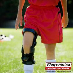 Наколенник для спортсменов при травмах