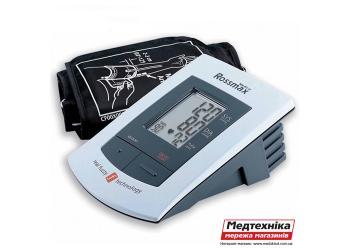 Автоматический тонометр Rossmax MS 150f на плечо