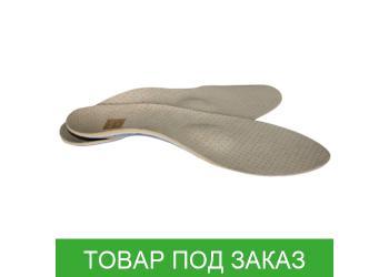 Ортопедическая стелька Medi foot light для обуви с каблуком