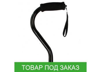 Дугообразная алюминиевая трость OSD-BL510200