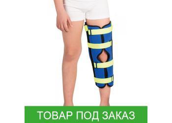 Бандаж (тутор) на коленный сустав Тривес Т-8535, детский