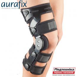Бандаж на колено со специальными шарнирами Aurafix REF:170