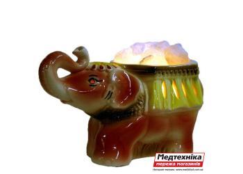 Лампа солевая Слоненок 3 кг