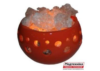 Лампа солевая Мантра 2,5 кг
