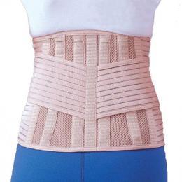 Бандаж для спины с 6-ю ребрами Ortop EB-537